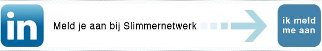 Word lid van het Slimmernetwerk via LinkedIn